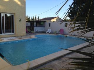 Villa avec piscine dans le Sud de la France, Espondeilhan