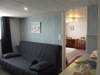 appartement meublé type 2, Langueux