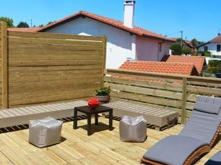 Villa au calme proche plages, limite Biarritz, Anglet