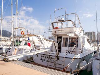 bienvenue à TOULON à bord de mon bateau, Toulon