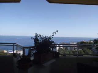 Vue exceptionnelle sur la baie de Palma : mer 180°, Illetes