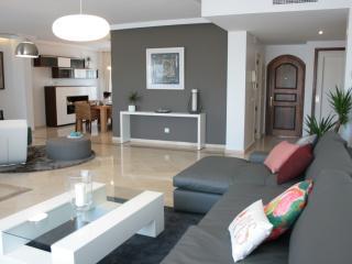 Penthouse de Luxe, Palm Beach à Marbella, Vue mer