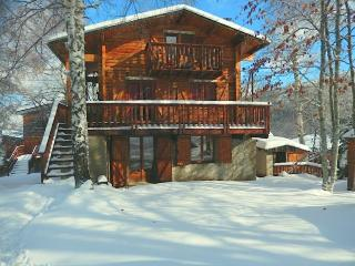location chalet 8 personnes Monts d'Olmes