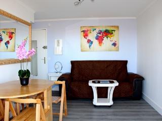 Appartement avec vue imprenable sur mer et foret, Cabourg