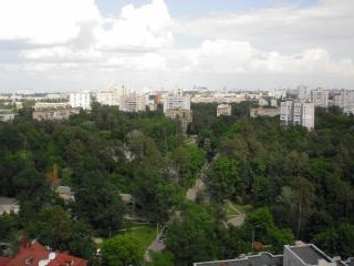 DELUXE PANORAMA APARTMENT *** 2 Rooms - 80m2, Kiev