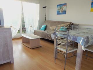 appartement T2 cabine , rez-de-chaussée+jardinet, Berck