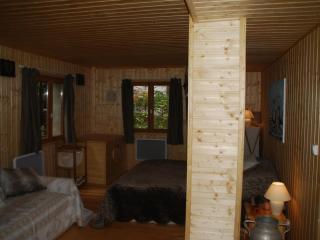 Chalet de charme avec Sauna., Selonnet