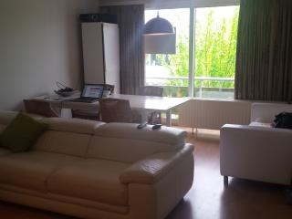 fully equipped modern apartment with parking, Edegem