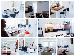 Duplex Penthouse Luxueux Moderne