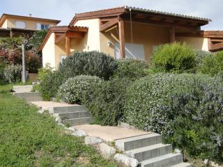 Les Villas de Lava  3*,A Mini-Villa 2 pièces Asphodèle, Charme Golfe de Lava