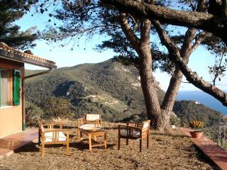 villino le macchie, Monte Argentario