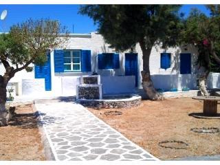 Glaros Beach - Seaside Studios (@Perivolos beach)