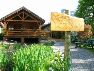 Chalet proche du lac d'Annecy, Lathuile