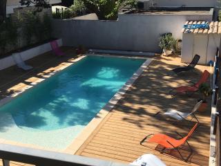 Villa proche Montpellier 6pers Piscine