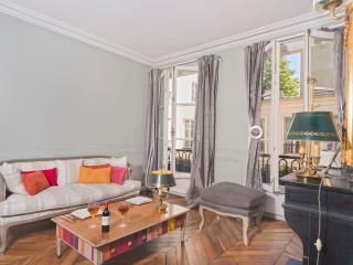 Charming flat on Ile Saint-Louis, Parigi