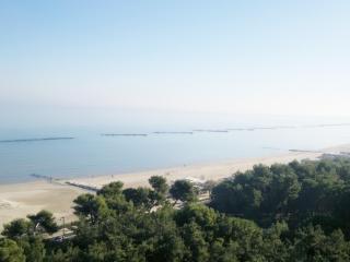 Attico fronte mare Pescara 4 persone