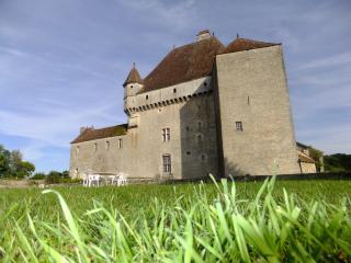Château de Rosières, Saint-Seine-sur-Vingeanne