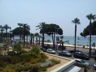 CANNES CROISETTE APPARTEMENT VUE MER, Cannes