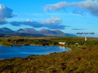 Ardagh Guest Lodge with Stunning Sunset Sea Views, Clifden