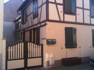 Petit appartement dans une maison, Schiltigheim