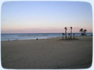 Alquiler apartamento 1 dormitorio a 100m playa, Garrucha