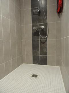 douche à l' italienne