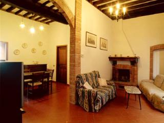 Apartment in San Gimignano Antico Posta