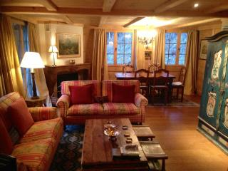 Cosy, newly built apartment, with a beautiful view of Gstaad