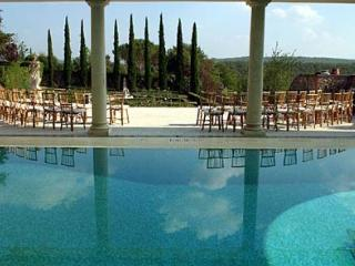 Terrazza Cottage in village close to Siena, Bucine