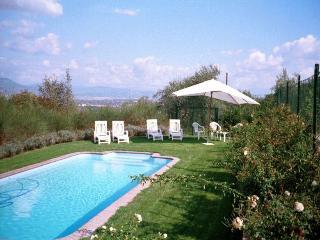 Villa Ginestra - Malmantile, Lastra a Signa