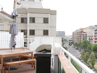 Beautiful Apartment with Fantastic Terrace & views, Barcelona