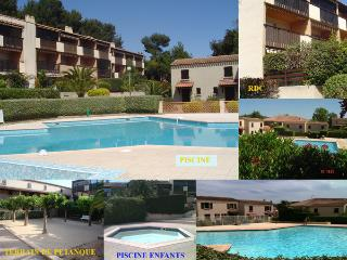 Magnifique T2 avec jardin et piscine, La Seyne-sur-Mer