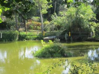 L'oasi sul laghetto, Civitavecchia