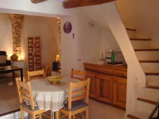 """""""La Voûte"""" appt dans maison Luberon Provence, Castellet"""