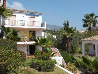 Garden holiday apartment, Mijas