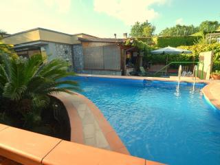 Amalfi Coast Villa Mirone with private pool