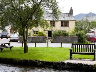 Village cottage, log fire,stream,ducks-BrookHouse1, Keswick