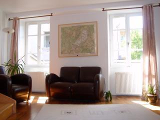 Appartement duplex, centre historique piéton, Chambery