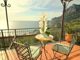Villa with stunning sea view-La Granseola- Nerano