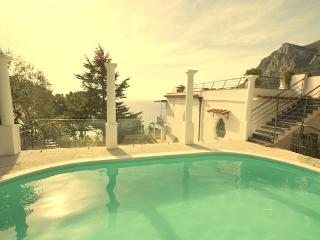 Villa with stunning sea view-La Granseola- Nerano