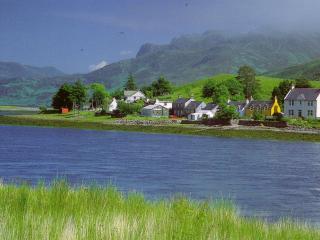 Tigh Tasgaidh. Dornie. Kyle Of Lochalsh. Highlands, Kyle of Lochalsh