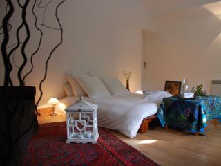 3 chambres  salon cuisine acces spa