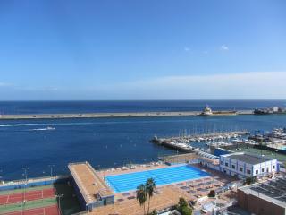 Vista al mar - Internet 100M Starfish Studio, Santa Cruz de Tenerife