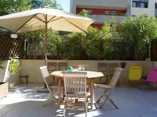 F3 68m2 - terrasse 27m2 - parking - centre ville, Montpellier