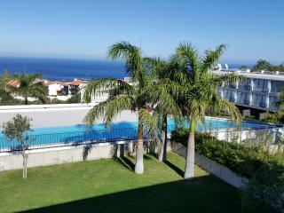 Vista al mar, piscina, jardin, wifi y garage - LQ, Santa Úrsula