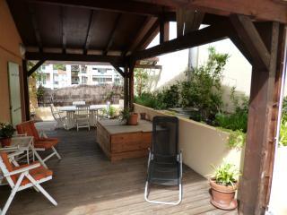 Villa sur le toit, unique à Nice!, Niza
