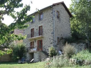 Maison Parc des volcans d'Auvergne, Saint-Diery