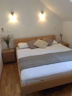 Top Floor Double Room