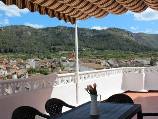 Villa penthouse with beuatiful views, Gandia