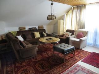 Vacation Apartment in Pfullendorf - 958 sqft, central, active, comfortable, free using of WiFi (# 9712)